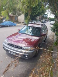 1998 Subaru Outback (Limited Edition)