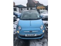 Fiat 500 1.2 Lounge (2011) For Sale !!!