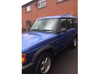 LANDROVER DISCOVERY 2.5 TD5 VERY LOW MILES