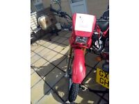 Lifan LF 125 2016 model (low mileage, good condition!)