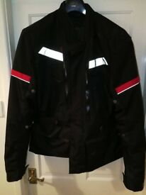 Crane mens motorcycle jacket (L) from Aldi