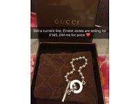 Gucci Circle Toggle Bracelet