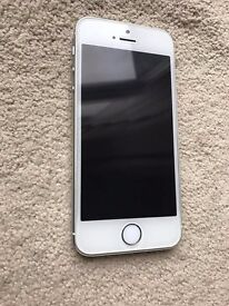 iPhone 5S 32 Gb Silver Unlocked Full Box