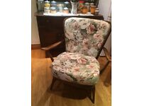 ERCOL SITTING ROOM CHAIRS