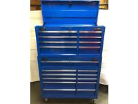 """TMUS™ 2 PIECE 42"""" 19 DRAWER TOOL CHEST"""