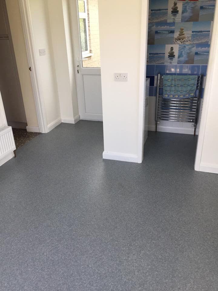 Tarkett Tapiflex Contract Floor Tiles Grey 5 Sq M In Metheringham