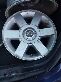 Suzuki vitara alloys wheels