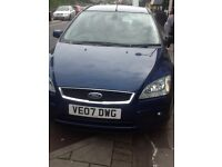 Ford Focus estate 1.8cc TDCI 07 Reg