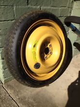 Spare Wheel Tyre Belmont Lake Macquarie Area Preview