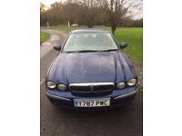Jaguar X-Type 4WD Auto V6