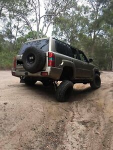 GU PATROL 5inch SPRINGS FRONT AND REAR Ipswich Ipswich City Preview
