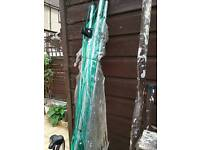 Open style to dry washing up clothes outside, fold back,