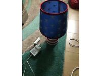 Two kids lights for sale pirates and buzz lightear