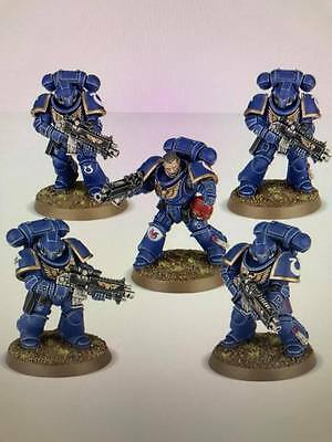 ML Warhammer 40,000 Space Marines Primaris 2 Intercessor Squads (10 models)