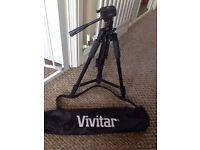 Vivitar VIV-VPT-3662 Camera Tripod