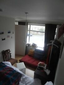 Small double room in friendly houseshare