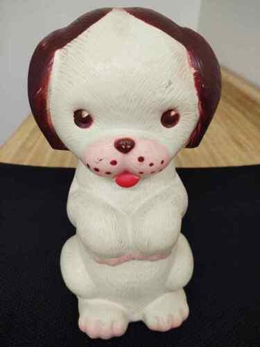 Vintage Poky dog playpal plastics, 1972 bank.