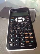 Calculator - Sharp EL-531XH Advanced D.A.L. Yangebup Cockburn Area Preview