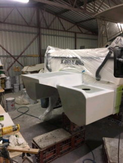 Finreglass boat repairs perth