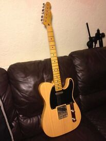 Squier by Fender Classic Vibe Telecaster (Butterscotch Blonde)