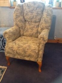 Bargain Brand New Armchair with Labels