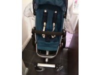 oysterlite and quinny buzz 4 pushchairs