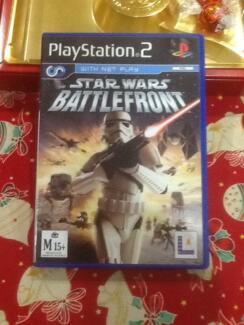 PlayStation 2 Star Wars Battlefront Green Valley Liverpool Area Preview