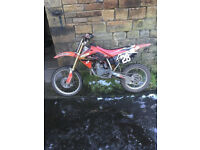 2006 honda cr 85 big wheel ?? MAY PX 65 85 CRKXYZRM ??