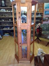 Octagonal Display Cabinet Westbury Meander Valley Preview