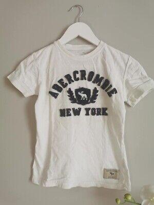 Woman ladies t-shirt abercrombie size S