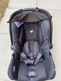 Joie newborn car seat