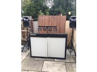 Full mobile disco and lights