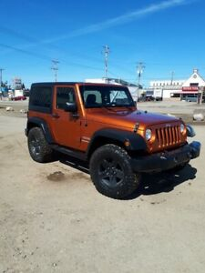 Jeep Wrangler - Spring Is Coming!