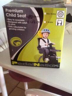 Child seat for bike.  Rankin Park Newcastle Area Preview