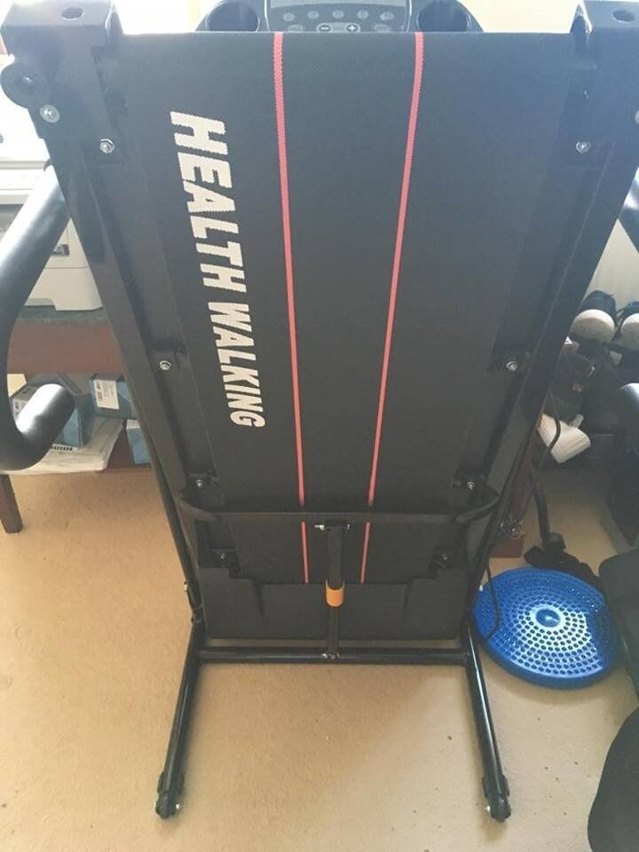 Brand New Treadmill Faulty