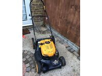 Lawn mawer mcculloch m7053d