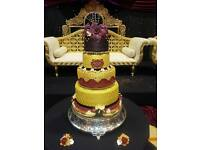Cakes and Cupcakes. Weddings, Birthday,Party ,Events,Baby showers.Stands and cutter hire available