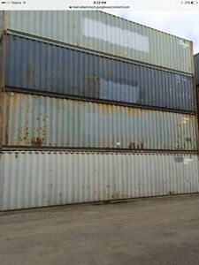 40' shipping containers $2410.00 delivered Moss Vale Bowral Area Preview