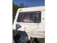 Ace Tycoon 5 Berth Caravan