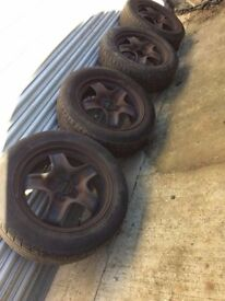 Vauxhall Wheels 205/55/R16