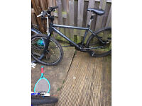 Carrera subway 2 bike for sale , 26 inch wheel size , 18 frame size , perfect condition