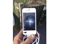 Job lot of 4 phones for swap