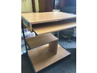 Desk can deliver
