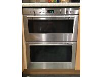 NEFF Double Oven/Grill with extractor