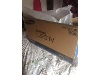 """32"""" samsung tv new boxed"""