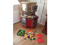 Little Tikes Play Kitchen with Accessories