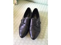 Women's Leather pointed toe shoes size 40