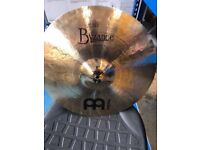 "MEINL BYZANCE 18"" MEDIUM THIN CRASH"