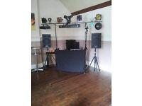disco set-up 4sale