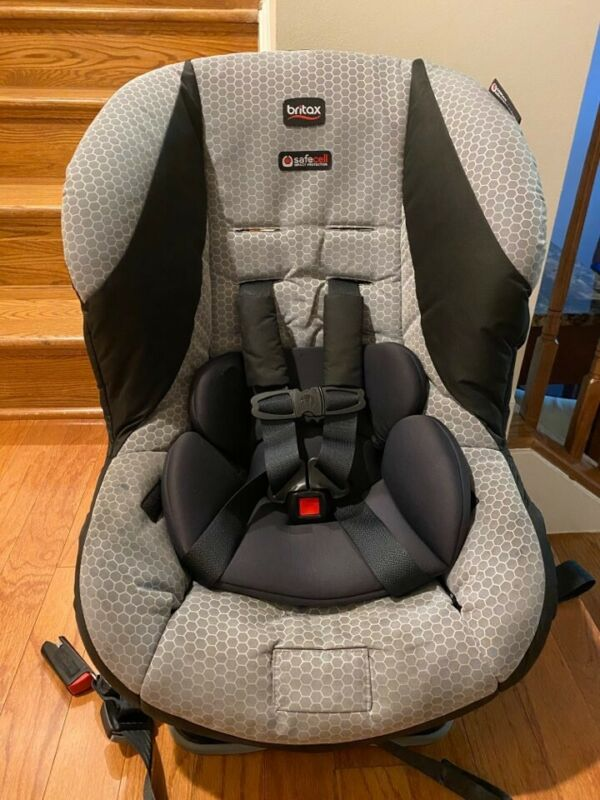 britax car seat used Isofix